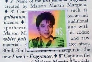 Image of SWRV M$ Sticker N1: Clair Huxtable