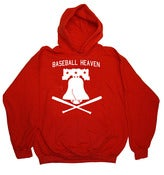 Image of Baseball Heaven Hoody