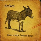 "Image of ""Broken Belts, Broken Bones"" EP - CD"