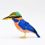 Image of RUFOUS COLLARED KINGFISHER
