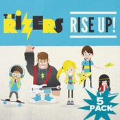 "Image of The Rizers ""Rise Up"" CD 5 Pack"