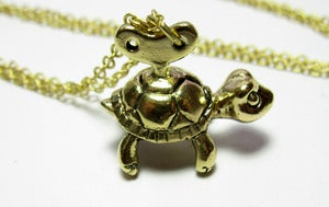 Mr Tortoise Necklace