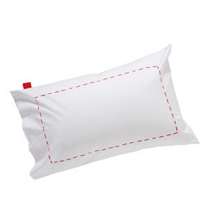 Image of pillowcase (single) - stitch