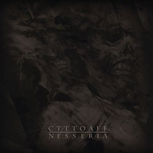 Image of CLINGING TO THE TREES OF A FOREST FIRE / NESSERIA - Split CD Limited Digifile