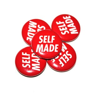 "Image of ""SELFMADE"" Pin"