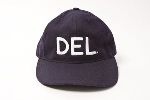 Image of Delaware Low Digit Tag Hat by Ideal Cap Co.