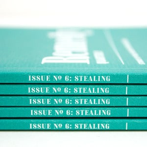 Image of Issue 6: Stealing Wholesale (5 copies)