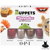Image of OPI Holiday 2011 Muppets Collection The Muppettes Minis Gift Set