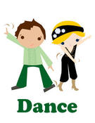 Image of dancing pair