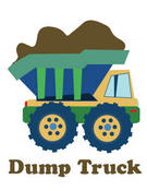 Image of dump truck