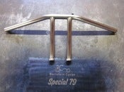 Image of Stainless forward sweep t-bars