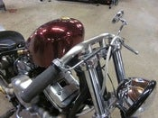 Image of Stainless low drag drop bars
