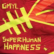 Image of Superhuman Happiness &quot;Hounds&quot; 7&quot; 45rpm