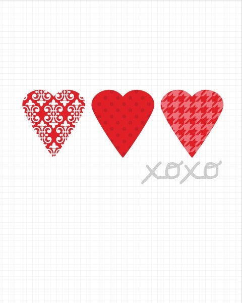 Image of XoXo-Heart You