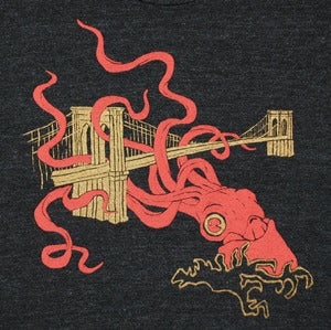 Image of Squid Attack Tee