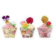 Image of Tea Time Cupcake Wrappers