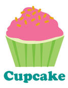 Image of cupcake pink