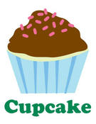 Image of cupcake chocolate 