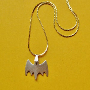 Image of Vintage Batman Necklace