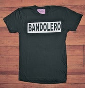 Image of Bandolero Tee - Black (H)