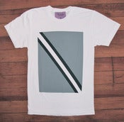 Image of Trinidad Flag Tee - White (H)