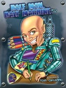 Image of Half Man Half Machine book