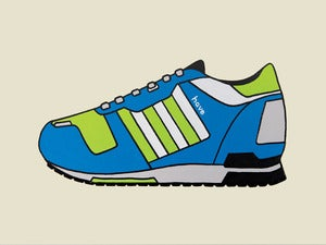 Image of Custom Adidas