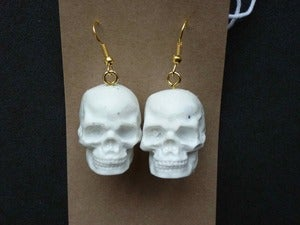 Image of Skull Earrings