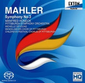 Image of Mahler's Symphony No. 3