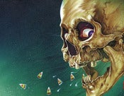 "Image of ""Skull Candy"" Giclee Print by Joe Capobianco"