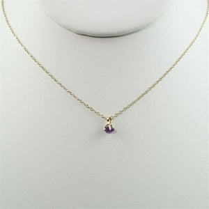 Image of Petite Gem Necklace