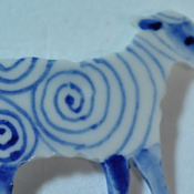 Image of Delft Glazed Porcelain