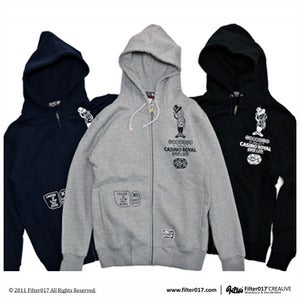 Image of Filter017 Casino Life Hoodie