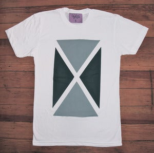 Image of Jamaica Flag Tee - White