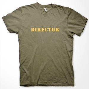 Image of Director T-Shirt