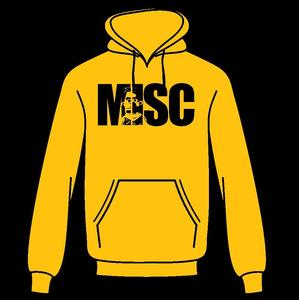Image of THE MISC BERTSHIRT HOODIE (PULLOVER HOODED SWEATSHIRT)