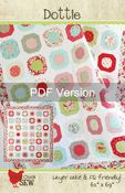 Image of Dottie Pattern, #126, PDF Pattern