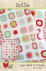 Image of Dottie Pattern, #126, Paper Pattern