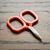 Image of Kelmscott Designs : Little Gems Orange Scissors