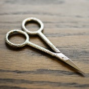 Image of Kelmscott Designs : Woven Scissors