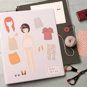 Image of MINI Dress Up Doll