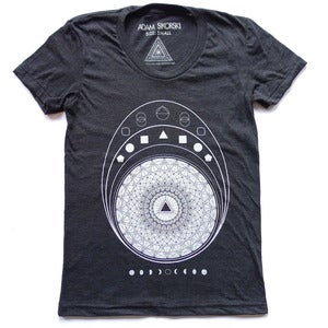 Image of Sacred Geometry T-Shirt