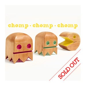 Image of Pac Man Bots - Set of Three
