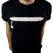 Image of Smiley Drop Waveform T-Shirt