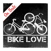 Image of Bike Love 8x10