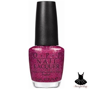 Image of OPI Nail Polish C10 Excuse Moi! Holiday 2011 Muppets Collection