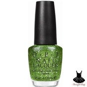 Image of OPI Nail Polish C12 Fresh Frog of Bel Air Holiday 2011 Muppets Collection