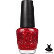 Image of OPI Nail Polish C14 Gettin' Miss Piggy With It! Holiday 2011 Muppets Collection