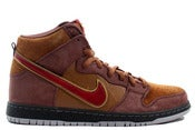 "Image of Nike SB Dunk High ""Cigar City"""