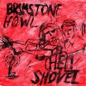 Image of Brimstone Howl - Hell Shovel &quot;split&quot; 7&quot;